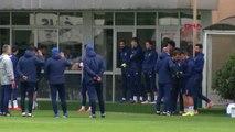 Spor Fenerbahçe'de Ankaragücü Hazırlıkları Sürüyor