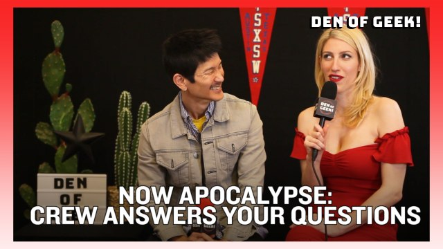 Now Apocalypse: The Crew Answers Your Questions