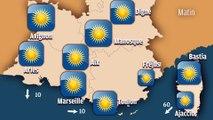 Météo en Provence : un temps agréable