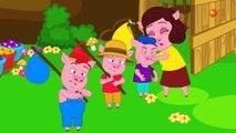 I Tre Porcellini  storie per bambini - Cartoni Animati - Fiabe e Favole per Bambini