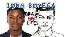 John Boyega || Draw My Life