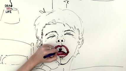 Troye Sivan || Draw My Life