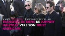 "Héritage de Johnny Hallyday : Sylvie Vartan ""fait confiance"" à la justice"