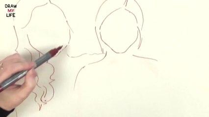 Dove Cameron || Draw My Life