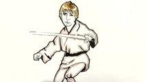 Luke Skywalker || Draw My Life