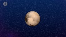 Pluto In Numbers