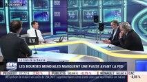 Le Club de la Bourse: Julien-Pierre Nouen, Jean-Jacques Friedman, Philippe Waechter et Kalil Djebali - 20/03
