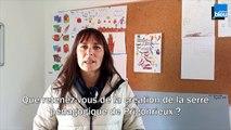 Julie Lentignac, responsable du service enfance-jeunesse