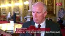 Eric Bocquet (PCF) ne « comprendrait pas » que « le Sénat déjuge le travail de la commission d'enquête »