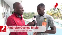 CAN 2019 : OYONGO BITOLO fait confiance aux joueurs et au staff pour l'emporter Samedi face aux Comores