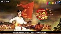 Jhansi Ki Rani - 21st March 2019 _ Colors Tv Jhansi Ki Rani Lakshmibai Serial 20