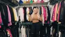 La La Anthony's Closet and her 400 Pairs of Shoes | The Clothes of Our Lives