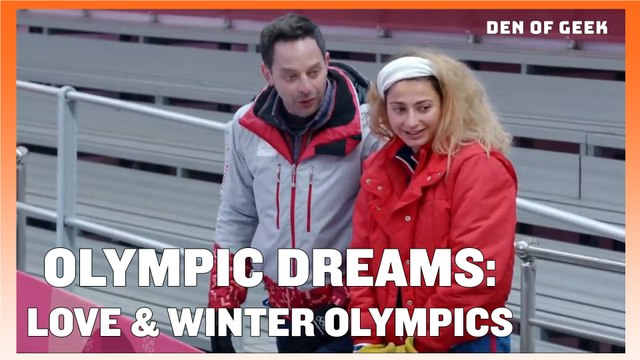 Olympic Dreams - Love & Winter Olympics