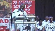 Burkina faso, ÉLECTION PRÉSIDENTIELLE DE 2020