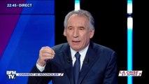 """François Bayrou préconise """"un référendum d'initiative populaire déclenché à partir d'un million de signatures"""""""