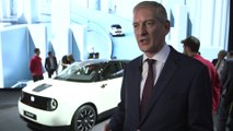 Honda at Geneva 2019 - Interview with Tom Gardner