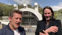 Bill and Ted 3 Movie - Keanu Reeves, William Sadler, Alex Winter