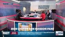 Dupin Quotidien : Les poissons panés manquent de poisson - 21/03