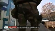 Les militaires de Sentinelle vont être mobilisé lors des manifestations du samedi des Gilets Jaunes pour protéger des bâtiments officiels