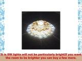 Modern 18cm 9w LED Crystal Ceiling Light Aisle Corridor Light White