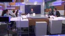 Semaine de la presse et des médias à l'école : Jean-Michel Blanquer face aux collégiens