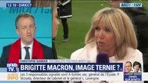 """ÉDITO - """"Quand Brigitte Macron apparaît, elle représente Emmanuel Macron, c'est pour ça qu'elle est sifflée """""""