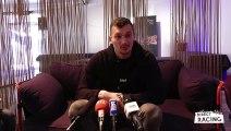 """Ludovic Ajorque : """"Quand j'étais petit, je n'imaginais pas une seule seconde jouer une finale"""""""