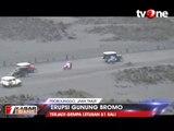 Erupsi Gunung Bromo, Dalam Tiga Hari 51 Kali Gempa Letusan