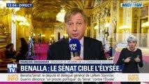 Affaire Benalla: François Grosdidier (LR) explique pourquoi le Sénat a signalé des hauts responsables de l'Élysée à la justice