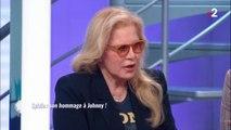 C'est au programme : Sylvie Vartan a reçu un signe de Johnny Hallyday à la sortie de l'album, jeu 21 mars