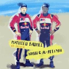 Mathieu Baumel revient sur sa victoire au Dakar 2019