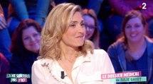 Julie Gayet gênée en évoquant François Hollande - ZAPPING TÉLÉ DU 21/03/2019