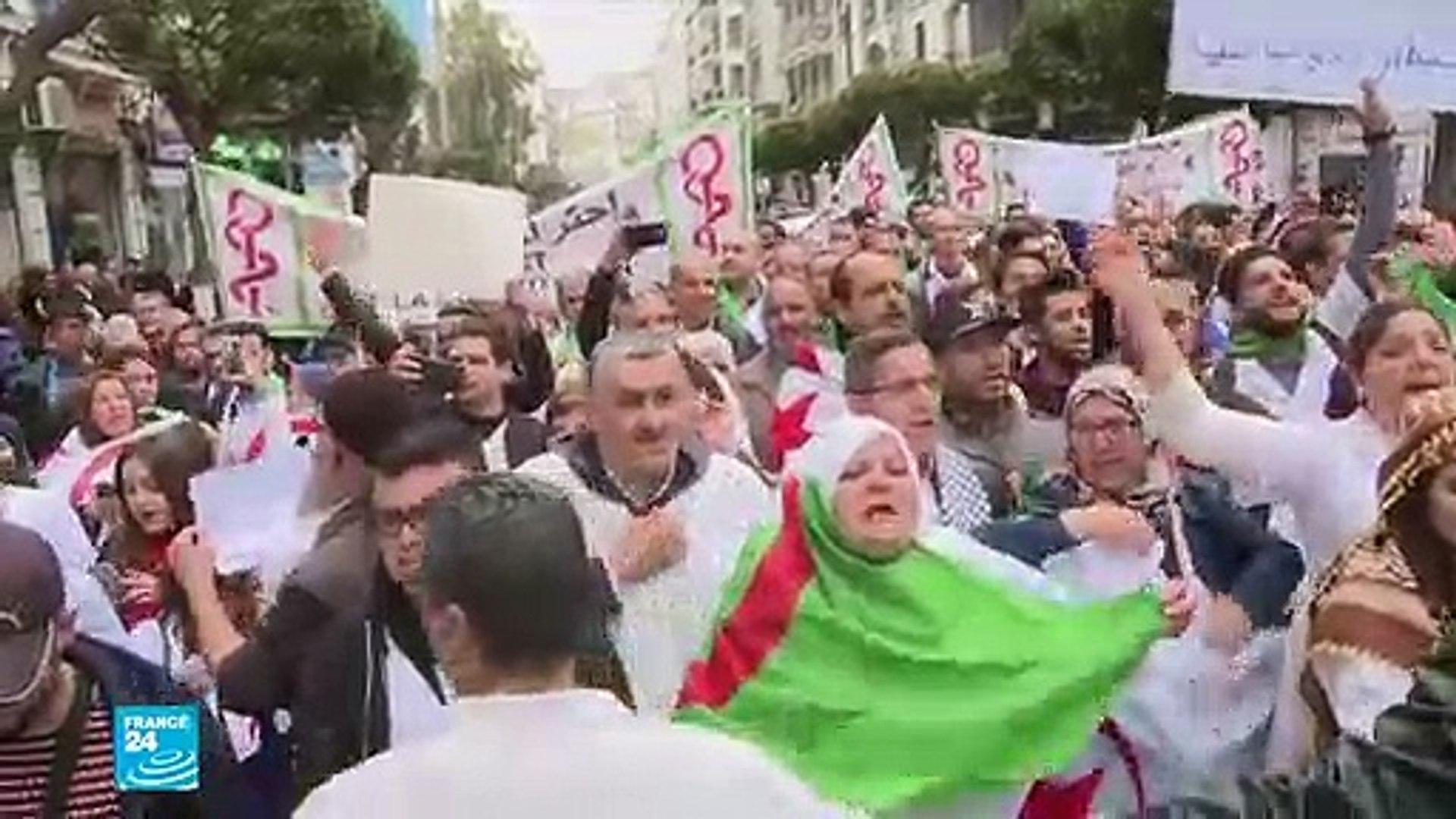 تقرير عن الجزائر