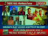 2007 Samjhauta Blast Accused Acquitted By Nia Court, Congress False Case of Hindu Terror Collapses
