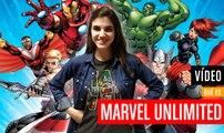 ¿Qué es y en qué consiste Marvel Unlimited?