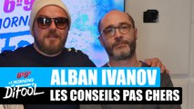 Romano & Alban Ivanov - Les conseils pas chers #MorningDeDifool