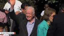 Jimmy Carter Is Now The Oldest Living Former President