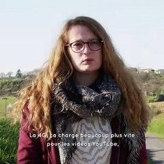 Lou-Jane VASSEUR, étudiante à Labéjan - Témoignage 4G Gers