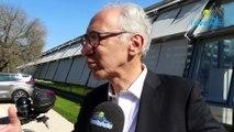Roland-Garros 2019 - Marc Mimram, l'architecte du nouveau Roland-Garros, un architecte fier et heureux de son oeuvre !