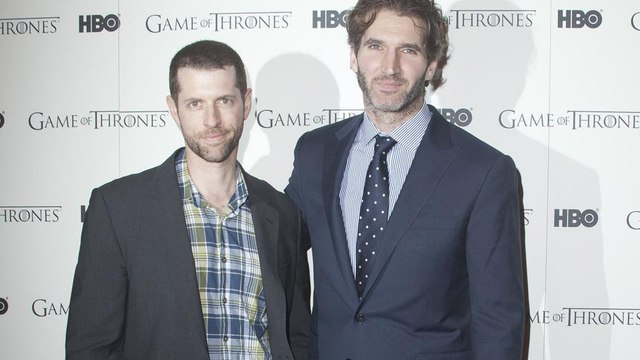 David Benioff and D.B. Weiss to shoot new Star Wars movie this year