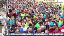 Le 18:18 - Mucem, Vieux-Port, Corniche, Orange Vélodrome... découvrez ce qui attend les 13 000 coureurs du Run In Marseille