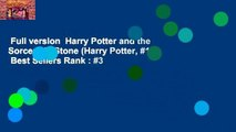 Full version  Harry Potter and the Sorcerer's Stone (Harry Potter, #1)  Best Sellers Rank : #3