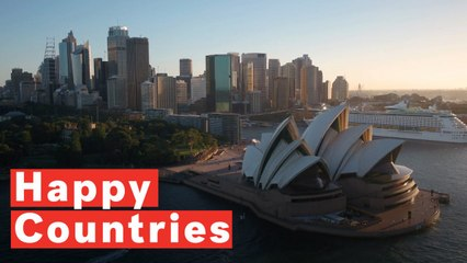 The 15 Happiest Countries In The World
