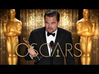 Premios Oscar 2016 | Ganadores y curiosidades