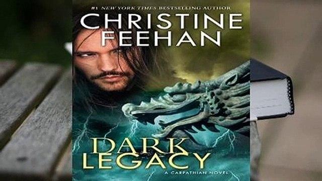 Full E-book  Dark Legacy  For Kindle
