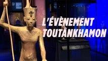 Découvrez les trésors du tombeau de Toutânkhamon à la Grande Halle de la Villette