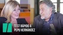 Test rápido a Pepu Hernández, candidato del PSOE a la alcaldía de Madrid