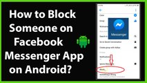 How to Block or Unblock Someone on Line App? - video dailymotion