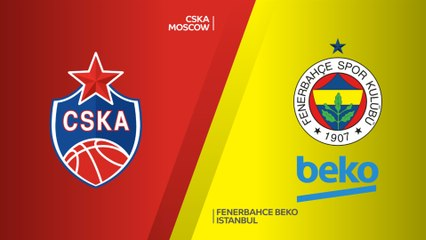 EuroLeague 2018-19 Highlights Regular Season Round 28 video: CSKA 70-68 Fenerbahce