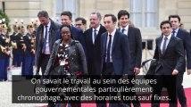 Les anciens collaborateurs de Macron lessivés par la charge de travail